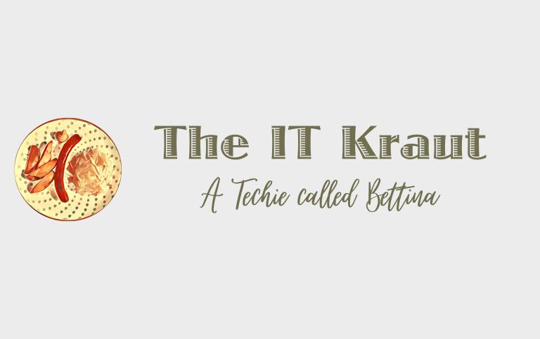 Was es mit meinem Blognamen The IT Kraut auf sich hat….